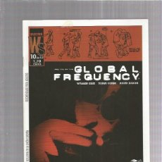Cómics: GLOBAL FREQUENCY 10. Lote 176289497