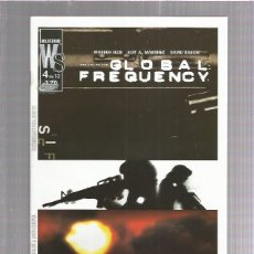Cómics: GLOBAL FREQUENCY 4. Lote 176289535