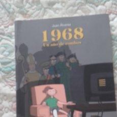 Cómics: 1968 UN AÑO DE ROMBOS, DE JUAN ALVAREZ (EDITORIAL DE PONENT). Lote 176334532