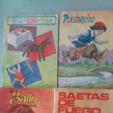 Cómics: COMICS Y LIBROS INFANTILES. Lote 176398925