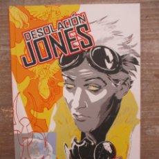 Cómics: DESOLACION JONES POR WARREN ELLIS Y J.H. WILLIAMS III / DANIJEL ZEZELJ - TAPA DURA - ECC EDICIONES. Lote 176551199
