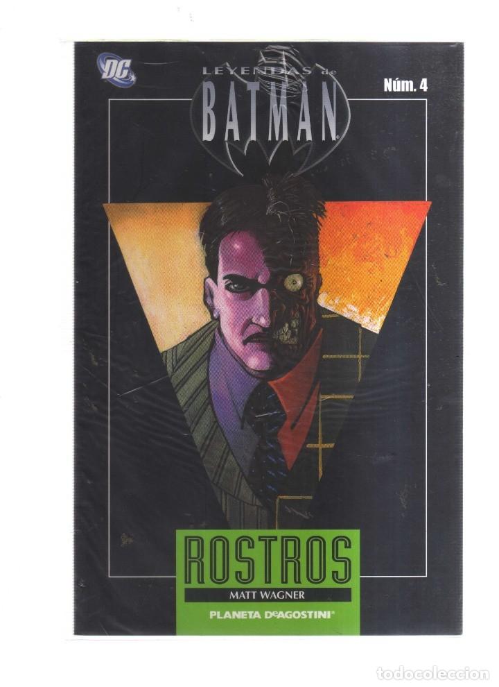 BATMAN ROSTROS N,4 (Tebeos y Comics - Comics otras Editoriales Actuales)