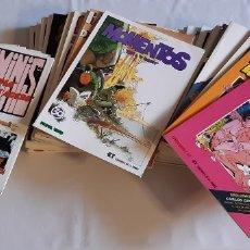 Cómics: PAPEL VIVO - EDICIONES DE LA TORRE / COLECCIÓN COMPLETA (45 NÚMEROS). Lote 176643252