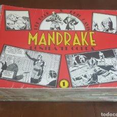 Cómics: MANDRAKE 15 TOMOS COLECCION COMPLETA LEE FALK Y PHIL DAVIS EDITOR JOAQUÍN ESTEVE. Lote 176670528