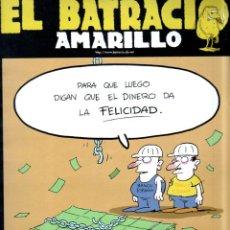 Cómics: EL BATRACIO AMARILLO, AÑO 8, Nº 2 . REVISTA DE HUMOR DE GRANADA. . Lote 176730752