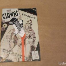 Cómics: THE CLOWNS, WORLD COMICS. Lote 176772773
