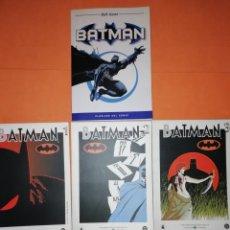 Cómics: BATMAN . GRANDES HEROES DEL COMIC. BIBLIOTECA EL MUNDO. VOLUMENES 1,2 Y 3 MAS CLASICOS. Lote 176794695