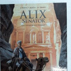 Cómics: ALIX SENATOR 8. LA CIUDAD DE LOS VIENTOS - MARTIN, MANGIN, DÉMAREZ - COEDIUM. Lote 176824952