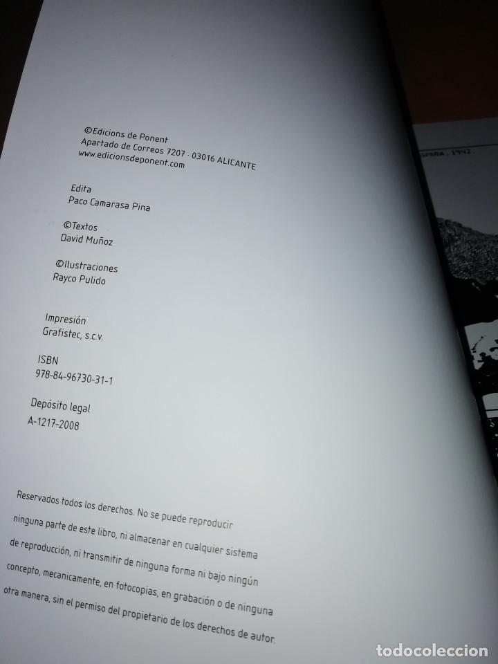 Cómics: SORDO. PRISIONERO EN MAUTHAUSEN. TORTAS FRITAS DE POLENTA. TRES TOMOS .EDICIONS DE PONENT. - Foto 5 - 176834902