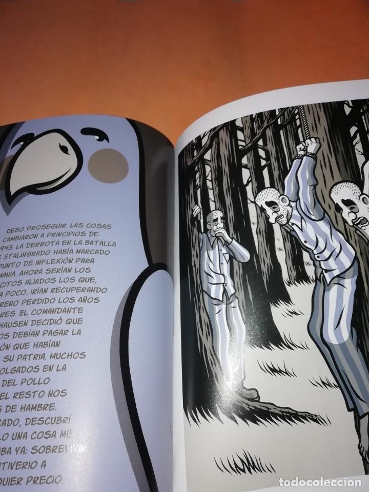 Cómics: SORDO. PRISIONERO EN MAUTHAUSEN. TORTAS FRITAS DE POLENTA. TRES TOMOS .EDICIONS DE PONENT. - Foto 10 - 176834902