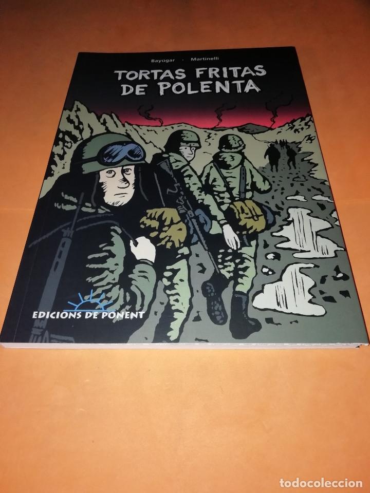 Cómics: SORDO. PRISIONERO EN MAUTHAUSEN. TORTAS FRITAS DE POLENTA. TRES TOMOS .EDICIONS DE PONENT. - Foto 11 - 176834902