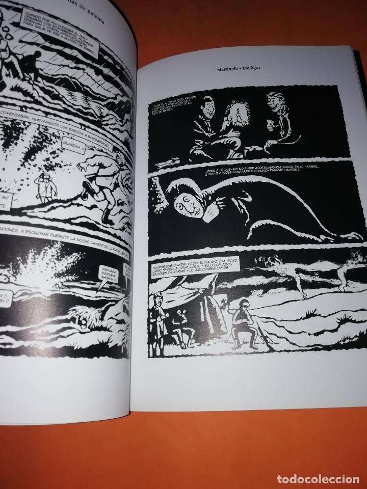 Cómics: SORDO. PRISIONERO EN MAUTHAUSEN. TORTAS FRITAS DE POLENTA. TRES TOMOS .EDICIONS DE PONENT. - Foto 13 - 176834902