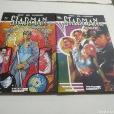 Cómics: STARMAN VOL. 1 Y 2 (DOLMEN). Lote 176841473