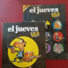 Cómics: EL JUEVES, MAKINAVAJA GOLDEN YEAR. Lote 176887285