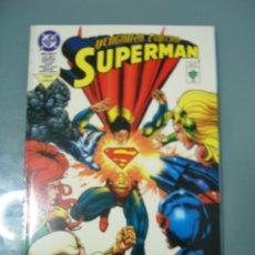 Cómics: SUPERMAN. VENGANZA CONTRA SUPERMAN. VID.. Lote 176923380