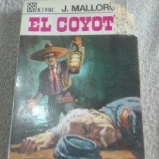 Cómics: EL COYOTE HURACÁN SOBRE MONTERREY. Lote 176930180