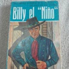 Cómics: BILLY EL NIÑO NOVELA COMPLETA J MALLORQUÍ. Lote 176930352