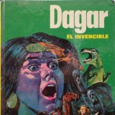 Cómics: DAGAR EL INVENCIBLE - PUBLICACION FHER - TAPA DURA ENTRE - MONSTRUOS Y VAMPIROS DE LA MONTAÑA. Lote 176932769