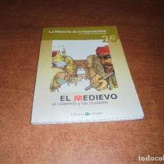 Cómics: LA HISTORIA DE LA HUMANIDAD (ZOPPI, E.) 26 EL MEDIEVO. EL COMERCIO Y LAS CIUDADES.. Lote 176952147