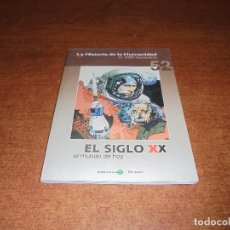 Cómics: LA HISTORIA DE LA HUMANIDAD (ZOPPI, E.) 52 EL SIGLO XX. EL MUNDO DE HOY.. Lote 176952215