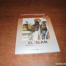 Cómics: LA HISTORIA DE LA HUMANIDAD (ZOPPI, E.) 21 EL ISLAM. MAHOMA.. Lote 176952243