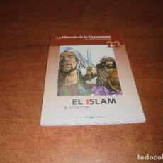 Cómics: LA HISTORIA DE LA HUMANIDAD (ZOPPI, E.) 22 EL ISLAM. LA EXPANSIÓN.. Lote 176952248