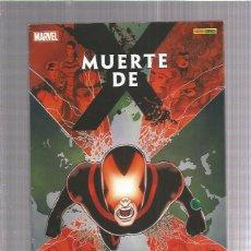 Fumetti: MUERTE DE X 1. Lote 176975123
