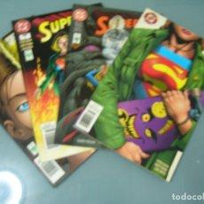 Cómics: SUPERGIRL 1 2 3 4. VID.. Lote 177011160