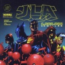 Comics : JLA. UN MILLÓN (GRANT MORRISON / VAL SEMEIKS). Lote 177090508
