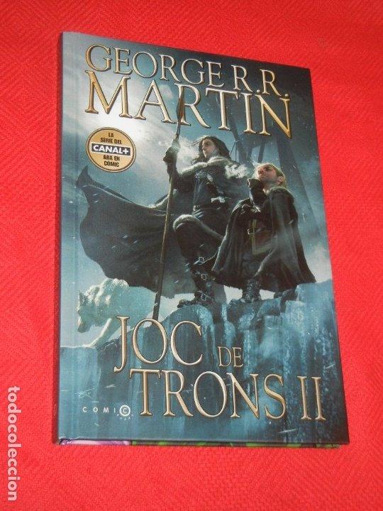 JOC DE TRONS II - GEORGE R.R.MARTIN - COMIC BOOKS 2013 (Tebeos y Comics - Comics otras Editoriales Actuales)