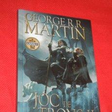 Cómics: JOC DE TRONS II - GEORGE R.R.MARTIN - COMIC BOOKS 2013. Lote 177133388