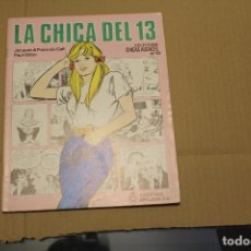 Cómics: LA CHICA DEL 13, COLECCIÓN CHICAS AUDACES Nº 10, EDICIONES DRUIDA. Lote 177196915