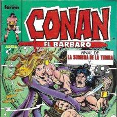 Cómics: CONAN EL BÁRBARO. FORUM 1983. Nº 85. Lote 177252505