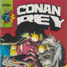 Cómics: CONAN REY. FORUM 1984. Nº 62. Lote 177252518