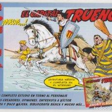 Cómics: EL CAPITÁN TRUENO HOMENAJE. AMIGOS DEL CAPITÁN TRUENO.. Lote 177253242