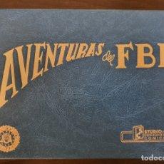 Cómics: AVENTURAS DEL FBI. EDICIÓN FACSÍMIL. TOMO 9 (NÚMEROS 201-226). SC STUDIO EDICIONES CÓMICS. Lote 177266482