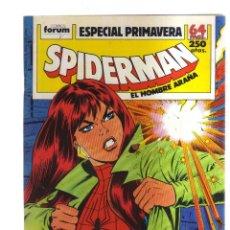 Cómics: SPIDERMAN ESPECIAL PRIMAVERA FORUM. Lote 177277964