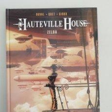 Cómics: HAUTEVILLE HOUSE ZELDA 1 YERMO EDICIONES TAPA DURA. Lote 177287718