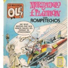 Cómics: MORTADELO Y FILEMON CON ROMPETECHOS. Nº 290-M56. EDICIONES B. 1991.(C/ A40). Lote 177303184
