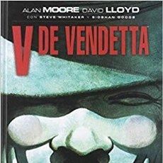 Cómics: V DE VENDETTA - ECC - IMPECABLE - OFI15T. Lote 221561213