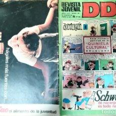 Comics: DDT Nº 40. Lote 177461583