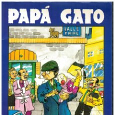 Cómics: PAPÁ GATO - EL BATRACIO AMARILLO,2001 - ÁLBUM TAPA BLANDA. COLOR. NUEVO.. Lote 177522282