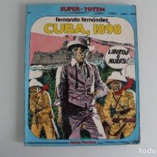 Cómics: SUPER TOTEN CUBA 1898. Lote 177530057