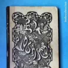Cómics: 30 )MOSAICO,,LITERARIO BASTINOS Y PUIG,,EDICIÓN,,28ª,,1893,, EN BUEN ESTADO CONSERVACIÓN. Lote 177569265