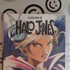 Cómics: LA BALADA DE HALO JONES DE ALAN MOORE. Lote 177583749