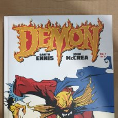 Cómics: DEMON. COMPLETA. Lote 177631232