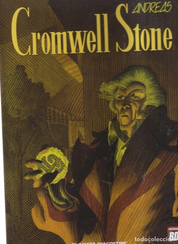 CROMWELL STONE ESPECIAL BD (Tebeos y Comics - Comics otras Editoriales Actuales)