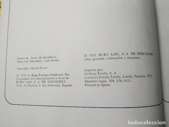 Cómics: Tomo 1 El Príncipe Valiente Buru-Lan (1972) - Foto 3 - 177662168