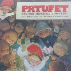 Cómics: PATUFET REVISTA INFANTIL EN CATALÁN 1 DICIEMBRE 1968. Lote 177728635