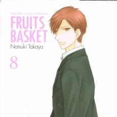 Cómics: FRUITS BASKET Nº 8,MANGA. NORMA EDITORIAL. Lote 177790533